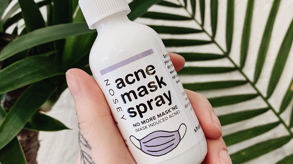 NOSEY: Acne Mask Spray