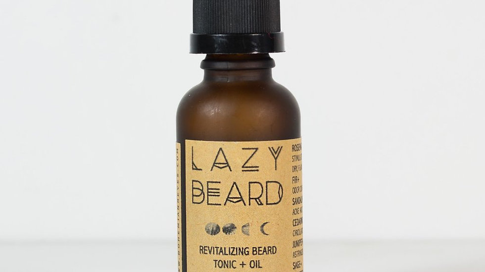 Lazy Beard Tonic Oil