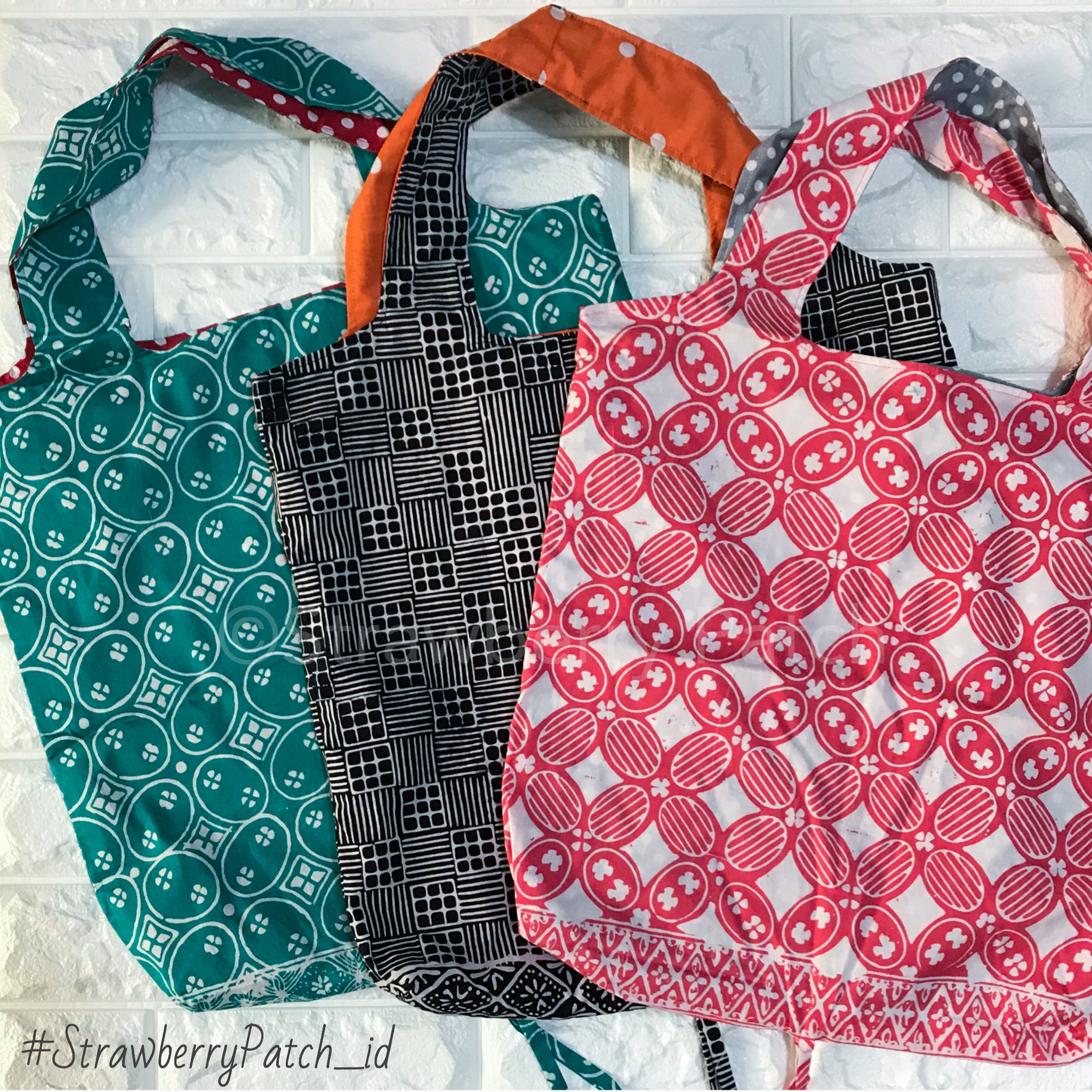 Foldable & Reversible Shopping Bag
