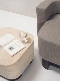 Giobagnara x Glenn Sestig_Lloyd armchair and low side table_DETAIL01.jpg