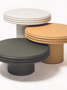 GIOBAGNARA X STEPHANE PARMENTIER_Scala coffee tables round with one leg_DETAIL01.jpg