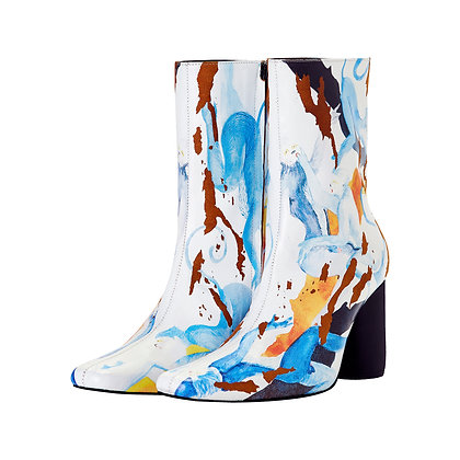 THE ORGY ANKLE-BOOT