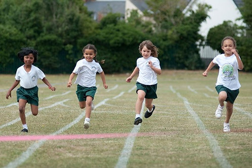 St Johns 1-6 After School Athletics Club Term 2