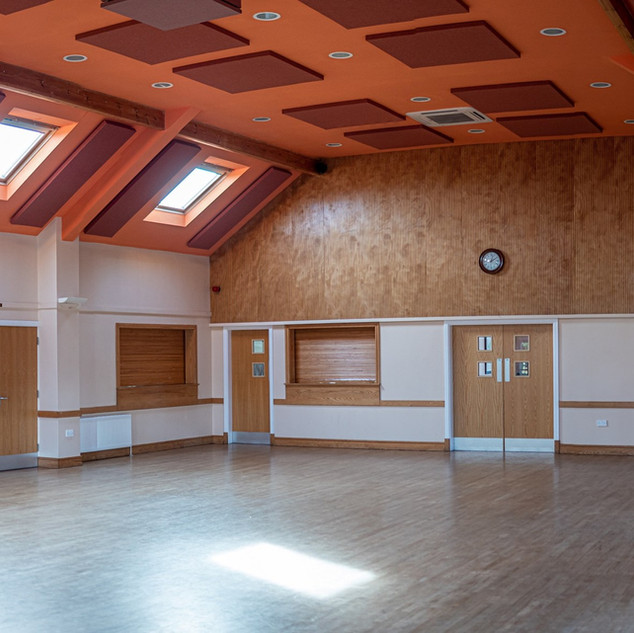 Church/Village Halls