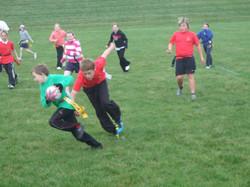 Tag Rugby Fun!