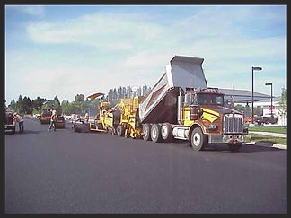 Asphalt Paving Colorado Springs