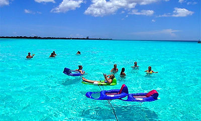 Blue Angel Resort Cielo Snorkel Party Boat