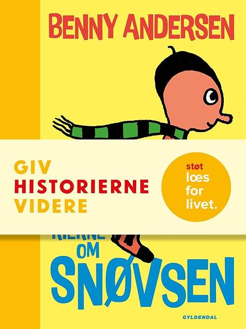 Alle historierne om Snøvsen, Benny Andersen