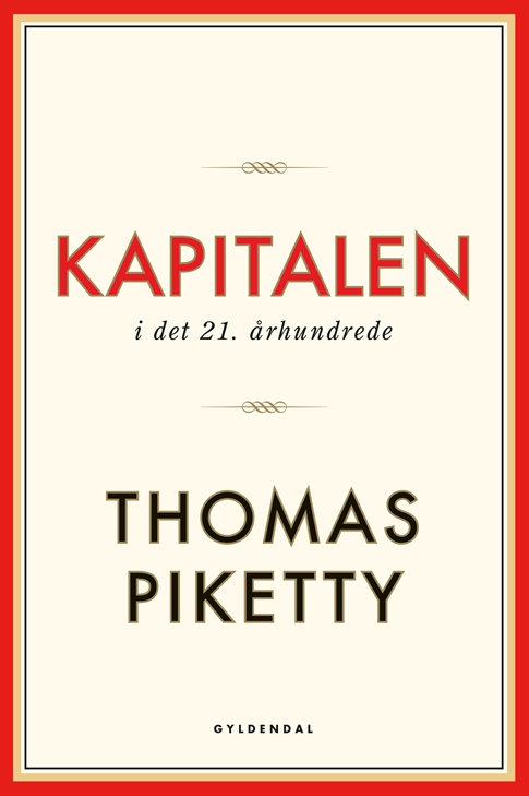 Kapitalen i det 21. århundrede, Thomas Piketty