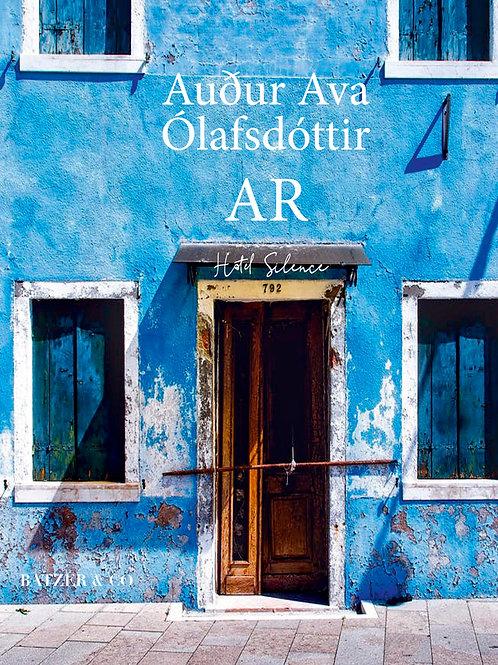 Ar, Audur Ava Olafsdottir