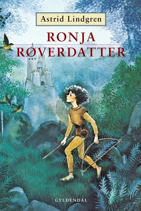 Ronja Røverdatter, Astrid Lindgreen