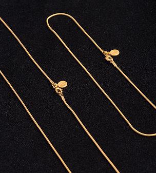 Feine Schlangenkette CL1560