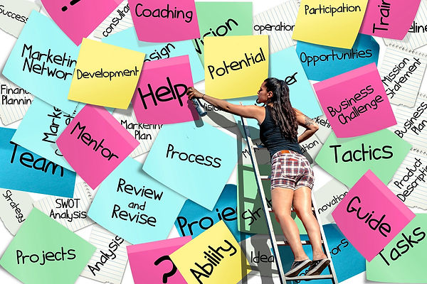 Organisation & Koordination deiner Wohnung