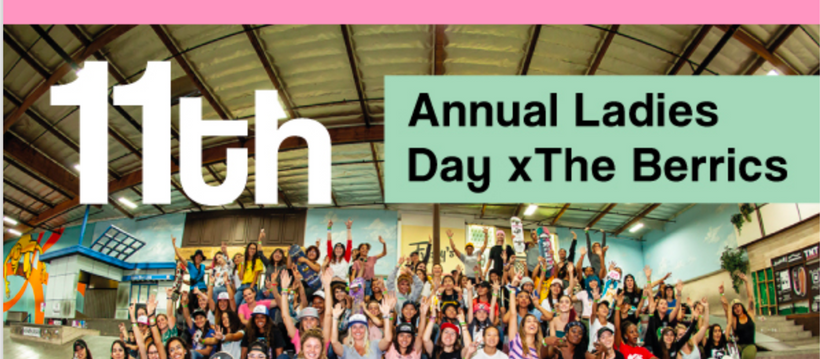 11th Annual Ladies Day & 6th Humanitarian Outreach!