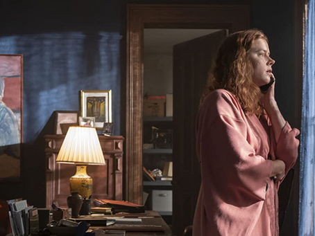 The Woman In The Window Review