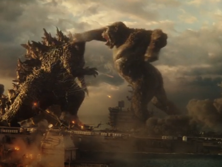 Godzilla VS Kong Review