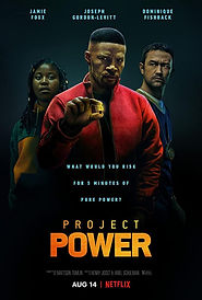Project Power - coming soon movie