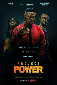 Project Power - netflix movie