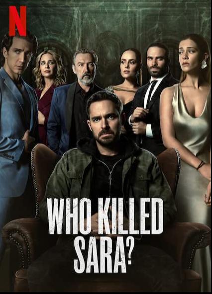 Who killed Sara image