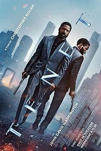 Tenet - watch the movie trailer - read the storyline