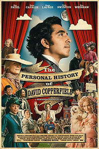The Personal History of David Copperfiel - cinema movie - watch movie trailer