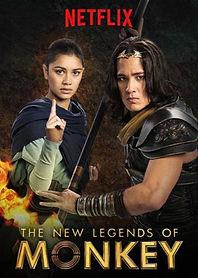 The New Legends of Monkey , netflix movie