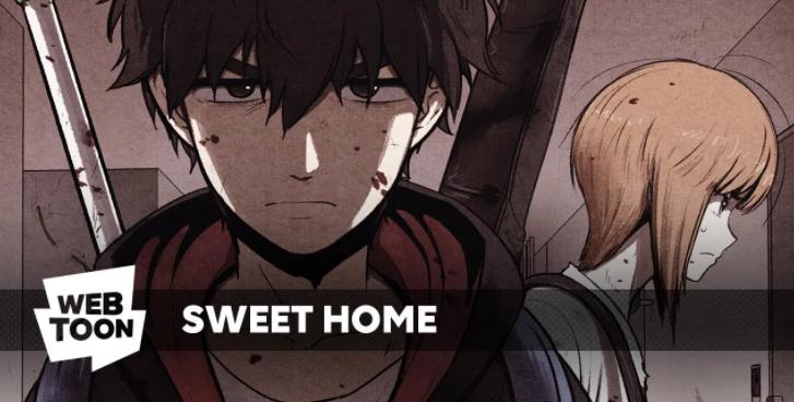 Sweet Home Comic