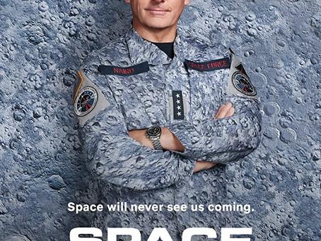 Τoday is the day of Space Force !!!