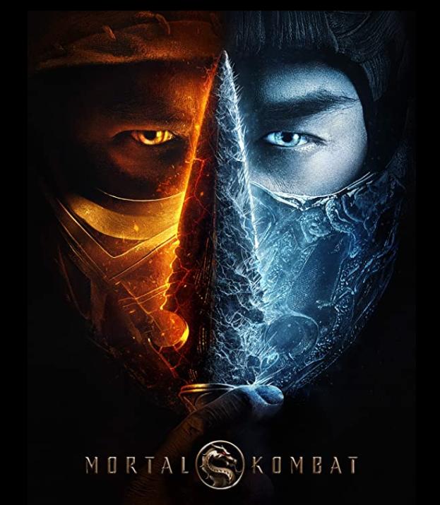 Mortal Komabt cover