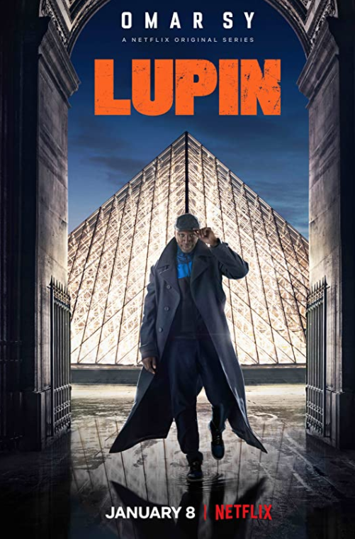 Lupin Cover