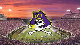 ECU Pirate Football