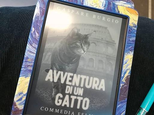 """""""Avventura di un gatto"""" di Gaspare Burgio - Recensione"""