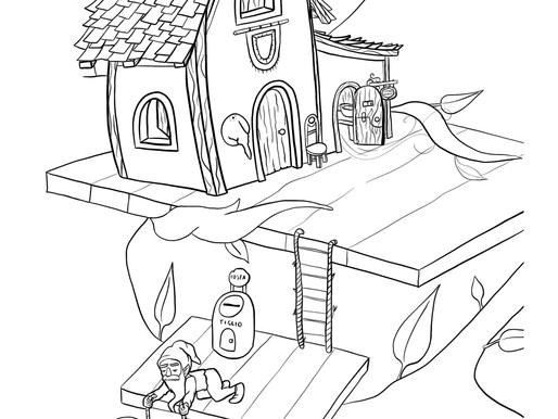 La casa di Tiglio - Printable