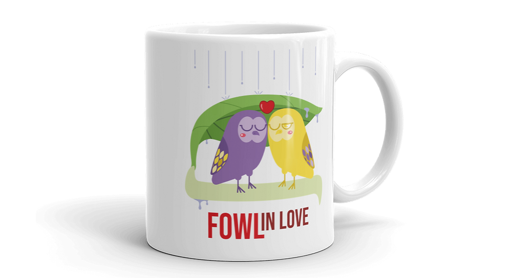 fowl in love