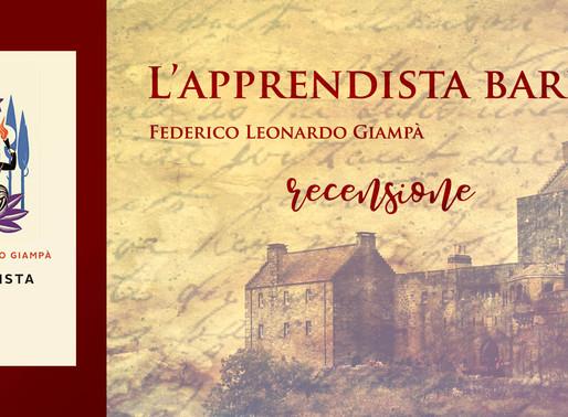 """""""L'apprendista bardo"""", di Federico Leonardo Giampà - Recensione"""