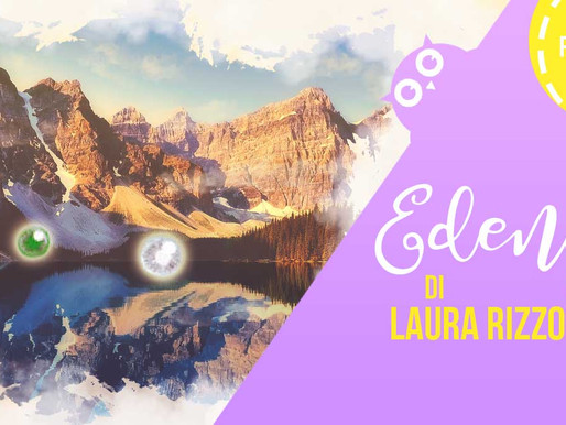 """""""Edenya"""", di Laura Rizzoglio - Recensione"""