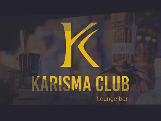 Progettazione grafica per il Karisma club - portfolio grafico 2020