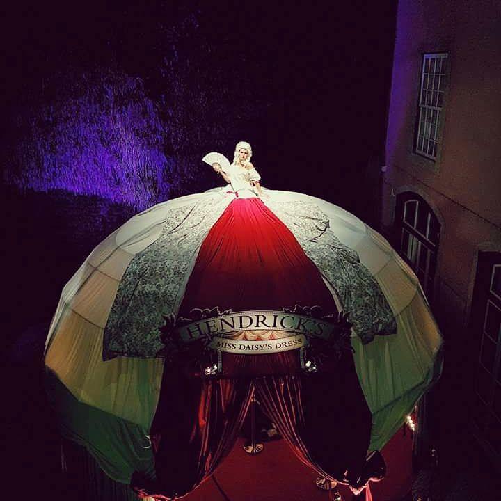 Lady Rose, Unusual Wedding
