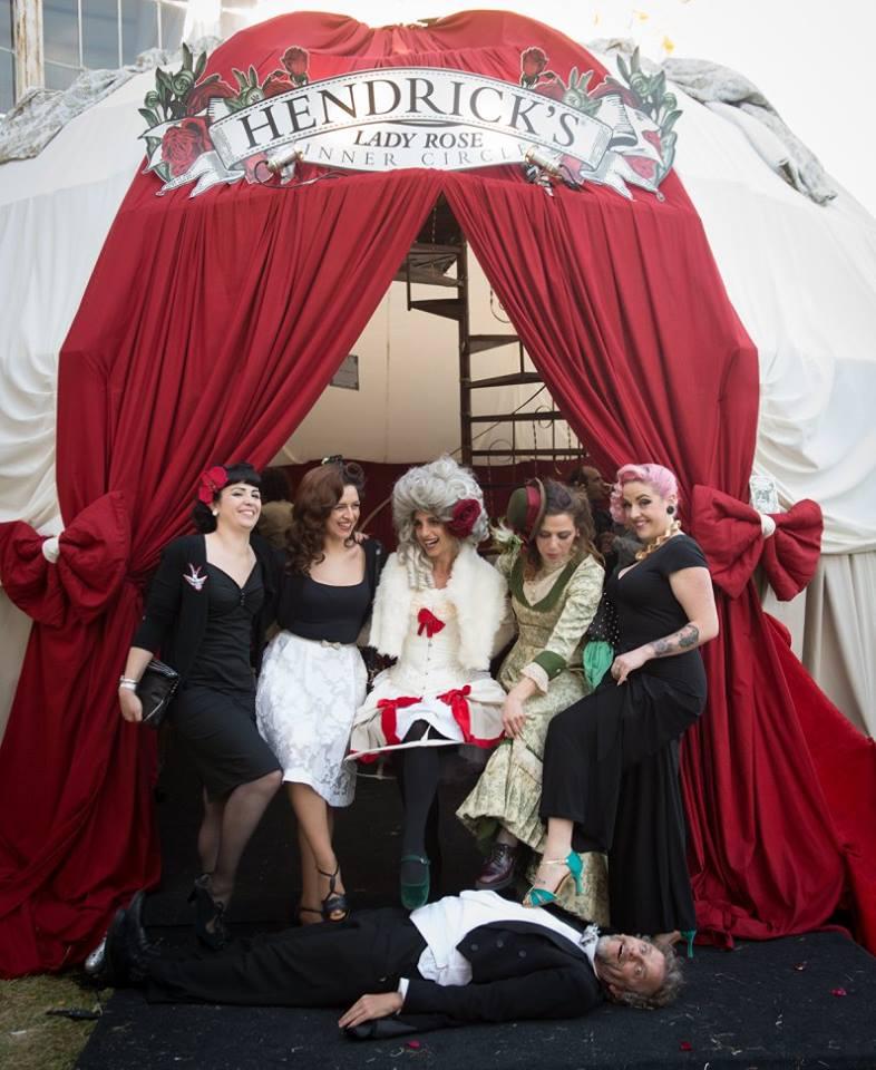 Lady Rose. Lisbon Bar Show