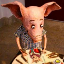 O porquinho que queria ser rei