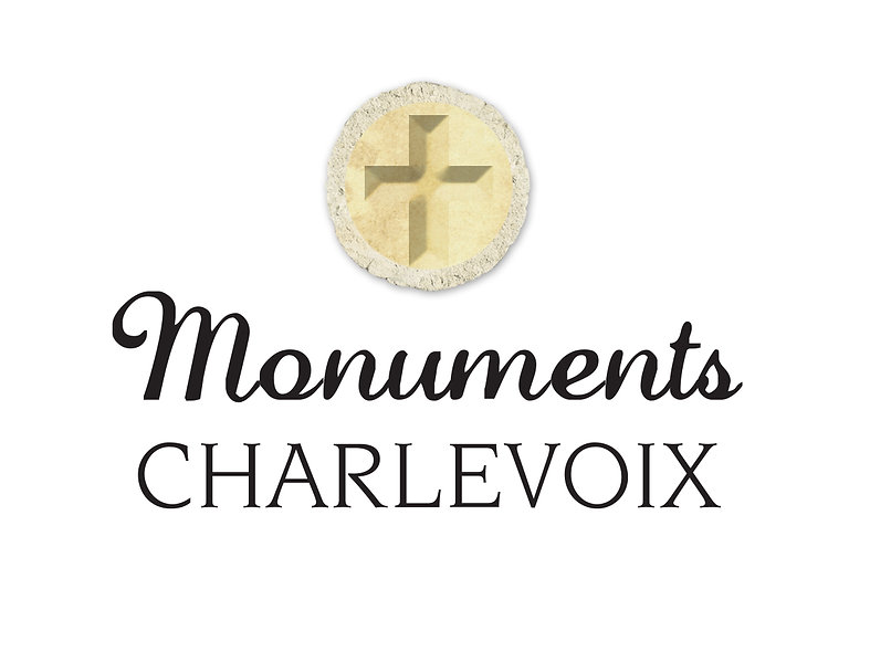 monuments charlevoix