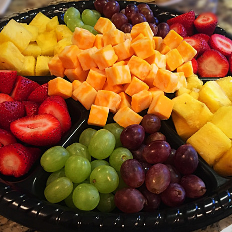 Fruit Tray (Med)