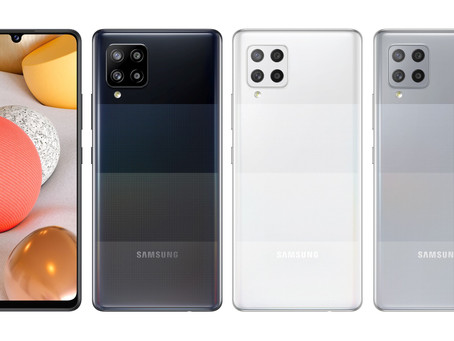 Galaxy A42 5G, cheapest 5G phone in Malaysia