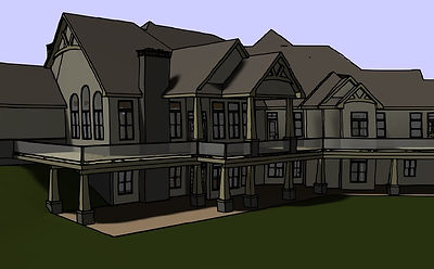 House Design, Edmonton