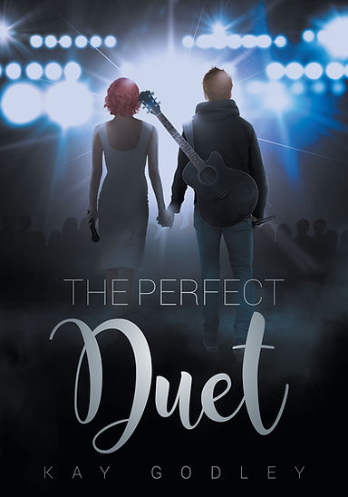 OFFICIAL THE PERFECT DUET TPD BOOK COVER