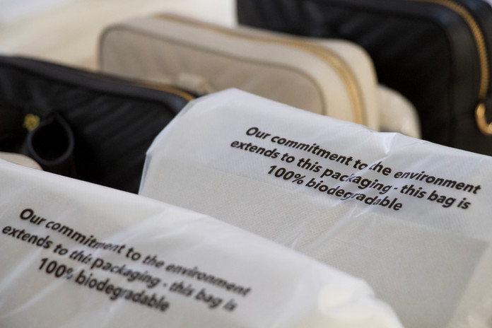 Autron handbag production process