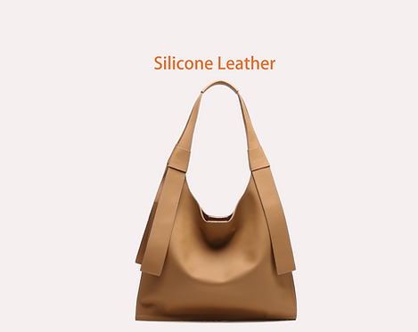 Sustainable Flat Tote A4177-1 Front View