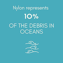 Nylon+represents+10%+OF+THE+DEBRIS+IN+OC