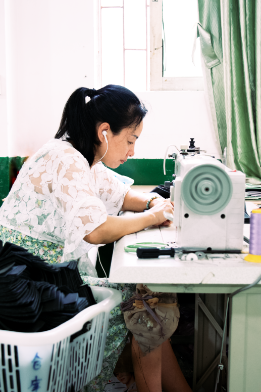 Bags Production - Behind the product