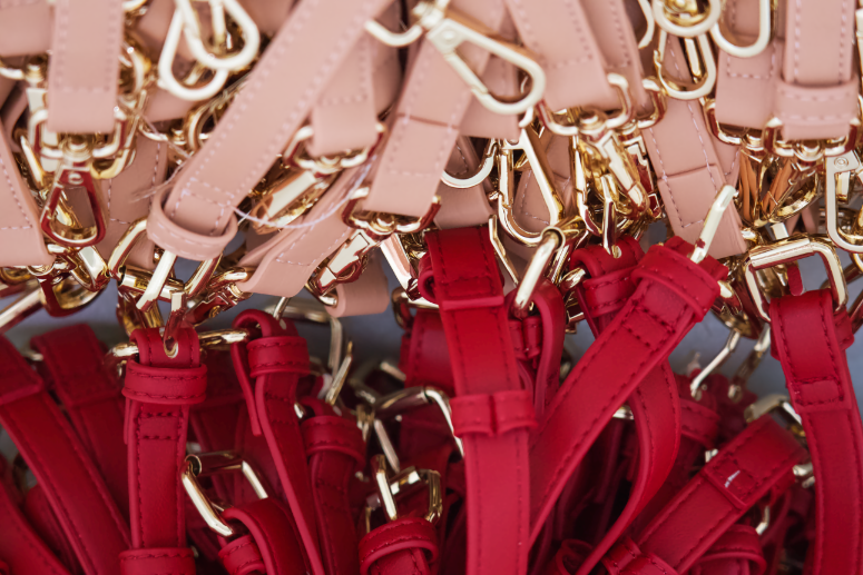 Bags Production - Strap